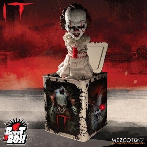 IT 2017: Pennywise Burst a Box – MEZCOTOYS   1