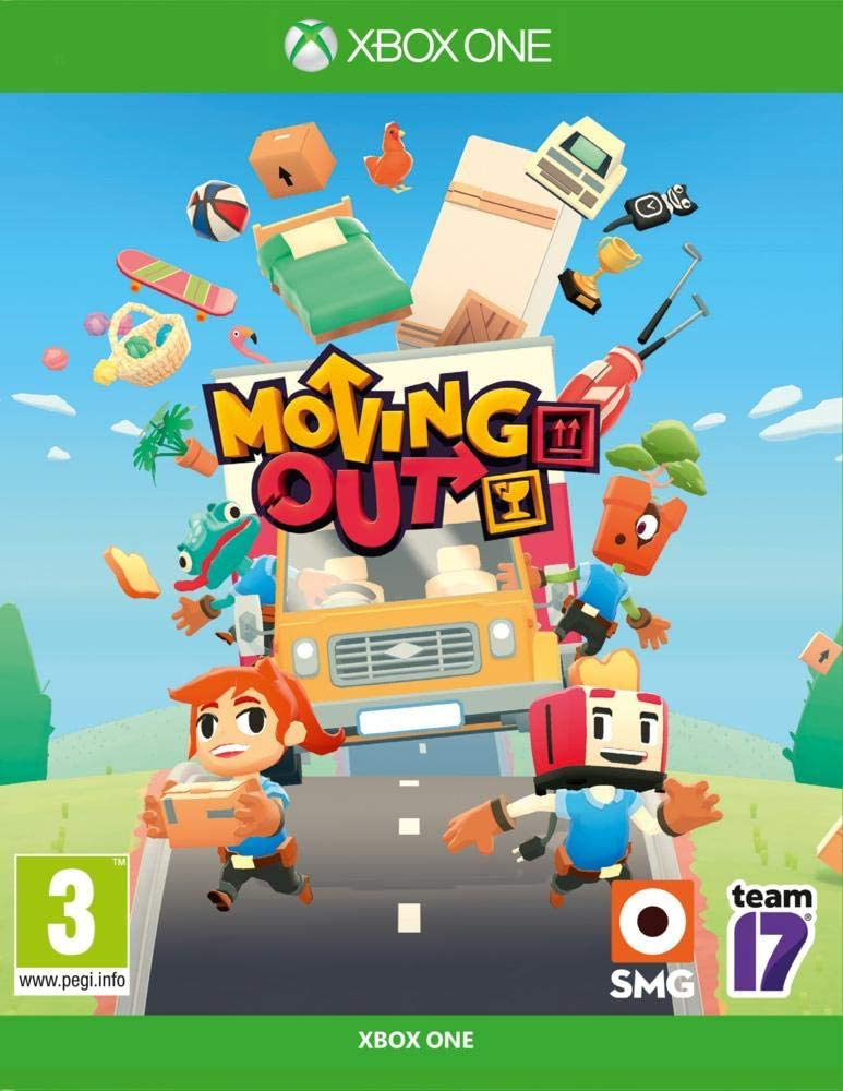 Moving Out – Xbox One 1