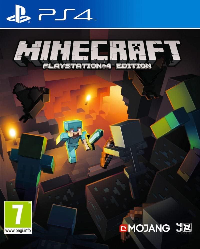 Minecraft – Ps4 1