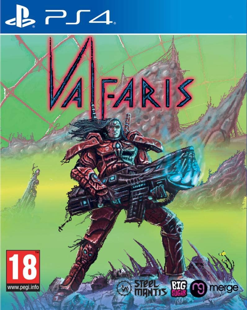 Valfaris – Ps4 1