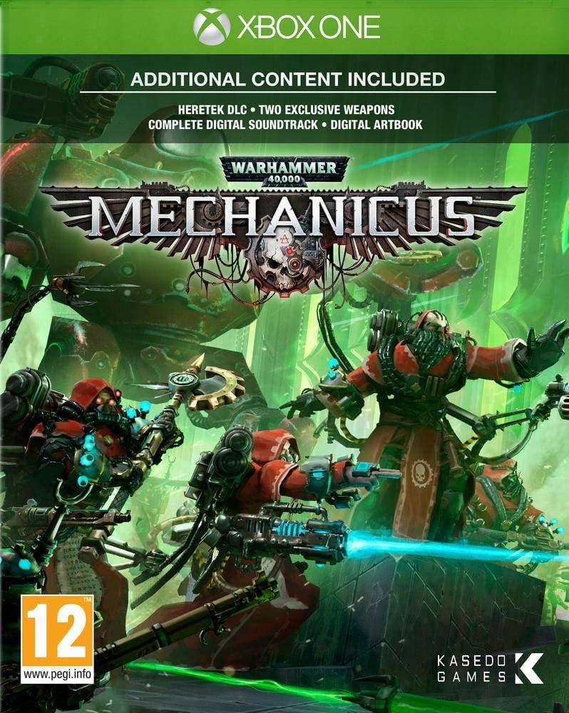 Warhammer 40K Mechanicus – Xbox One 1