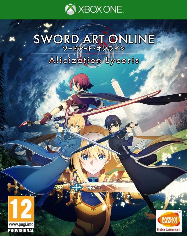 Sword Art On Line Alicization Lycoris – Xbox One 1