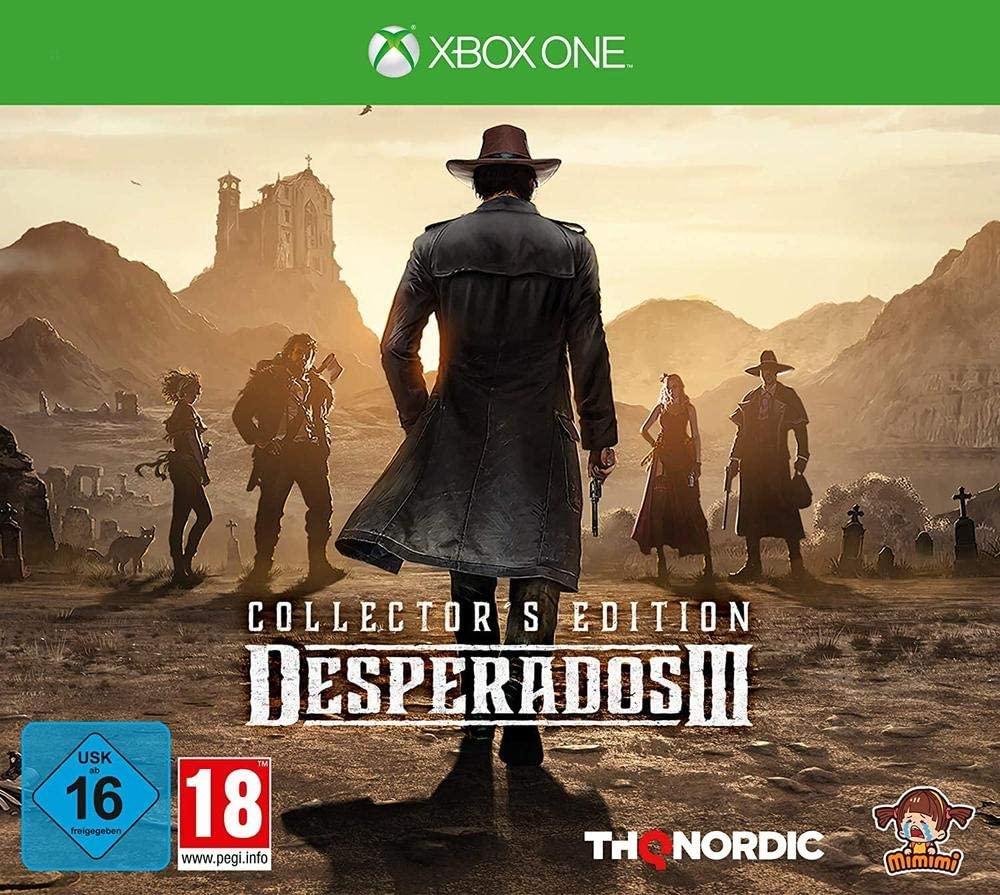 Desperados 3 – Xbox One 1