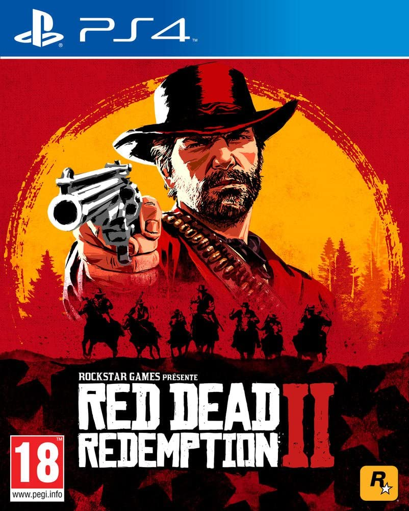 Red Dead Redemption 2 – Ps4 1