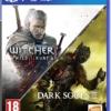 The Witcher 3 Wild Hunt + Dark Souls Iii - Ps4