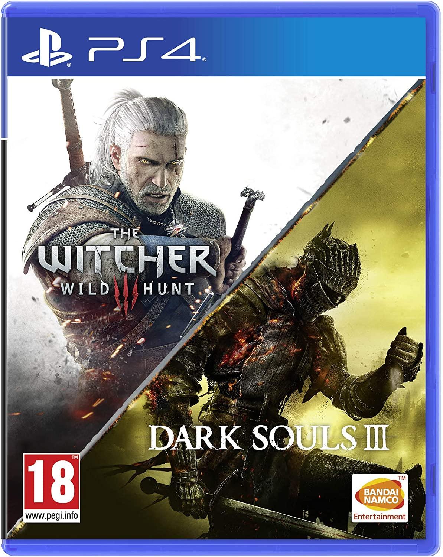 The Witcher 3 Wild Hunt + Dark Souls Iii – Ps4 1